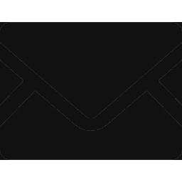 メールアイコン黒