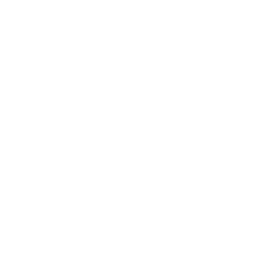 電話アイコン白
